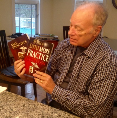 With A Little More Practice - book author Paul