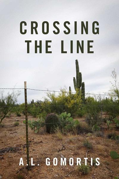 Crossing the Line - book author David