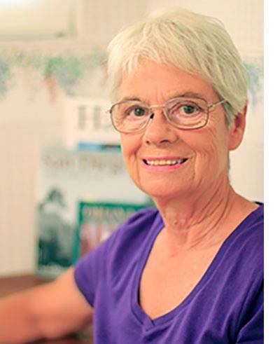When Rain Comes - book author Patricia
