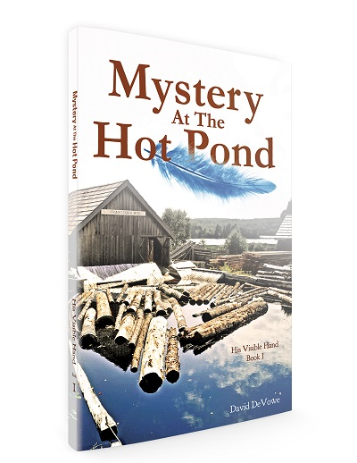 Mystery at the Hot Pond - book author David