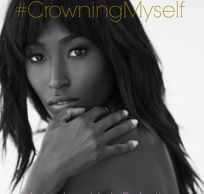 #CrowningMyself - book author Hadassah