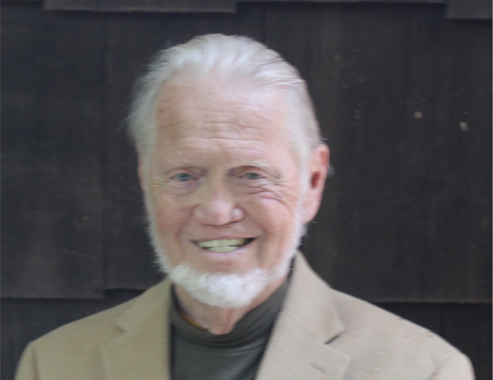 The O'Leary Enigma - book author Bob Purssell