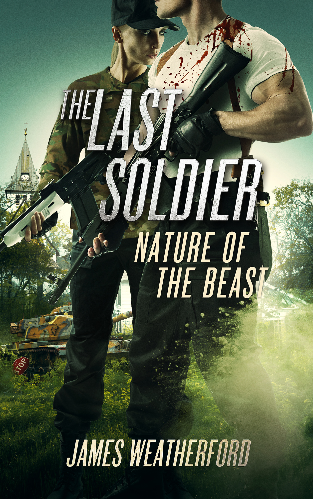 The Last Soldier / Nature of the Beast - book author James Weatherford