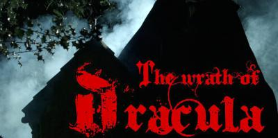 The Wrath of Dracula - book author Luke