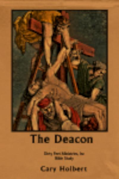 The Deacon - book author Cary