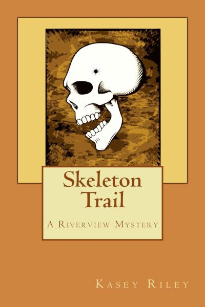 SKELETON TRAIL - book author Kimberly