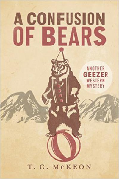 A Confusion of Bears - book author T. C. McKeon