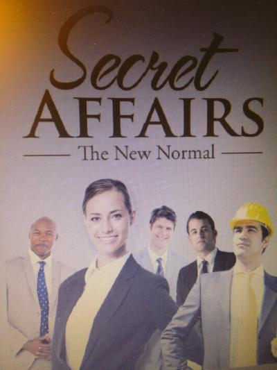 secret affairs_ The new normal - book author Foluke