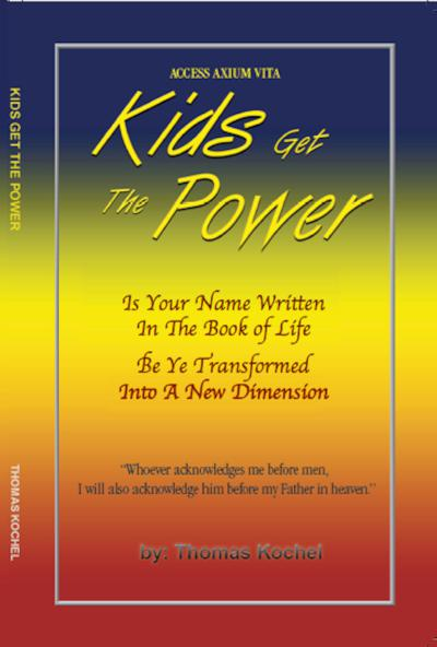 Kids Get The Power - book author Tom