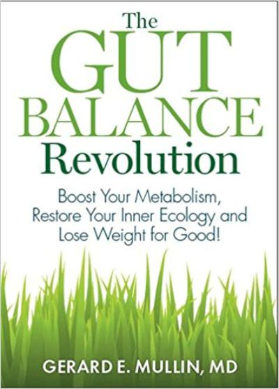 Gut Balance Revolution - book author Gerry