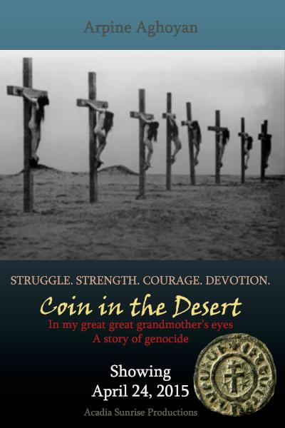 Coin in the Desert - book author Robert Breen