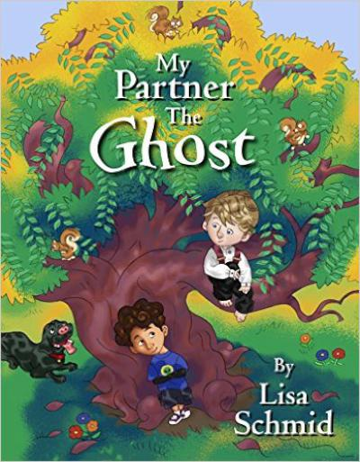 My Partner The Ghost - book author Lisa
