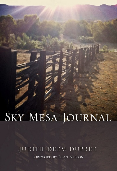 Sky Mesa Journal - book author Judith