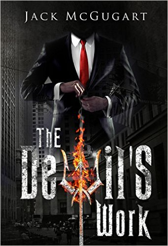 The Devil's Work - book author Jack McGugart