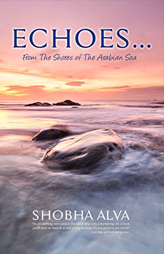 Echoes From The Shores of The Arabian Sea - book author Shobha Alva