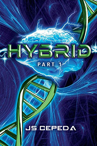 Hybrid Part 1 - book author JS Cepeda