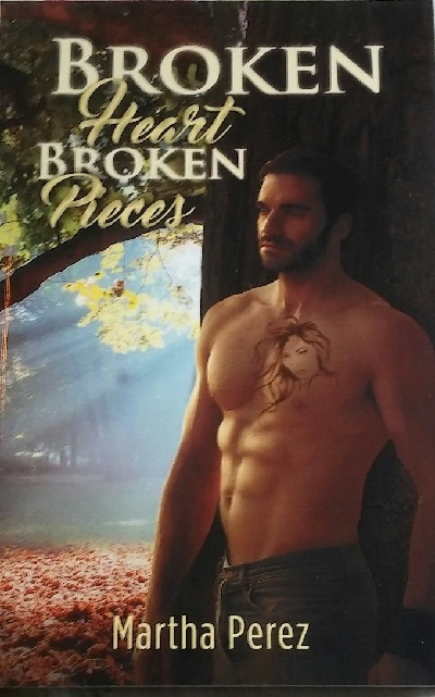Broken Heart - book author Martha