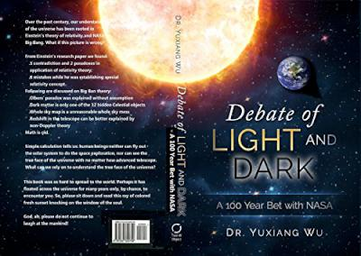 Debate of Light and Dark - A 100 Year Bet with NASA