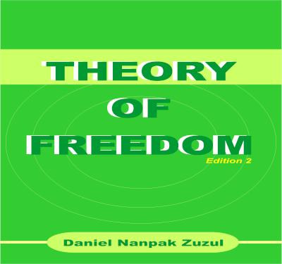 Theory of Freedom Edition 2 - book author