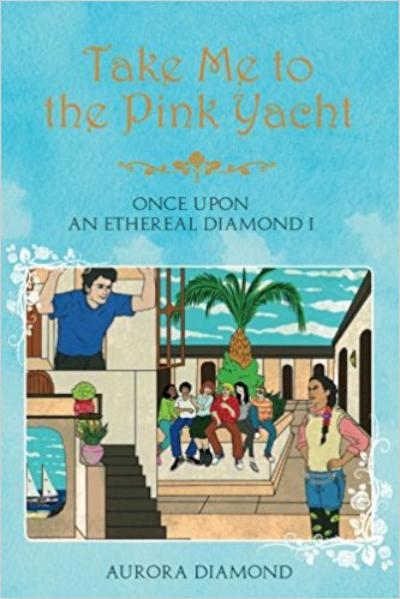 Take Me to the Pink Yacht- Once Upon an Ethereal Diamond