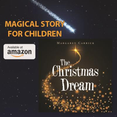 The Christmas Dream - book author margaret