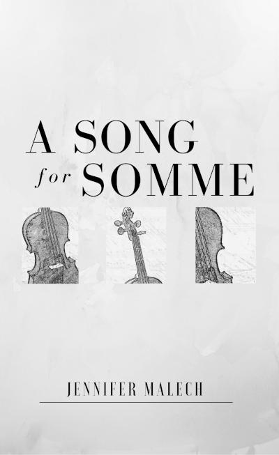 A Song for Somme - book author Jennifer