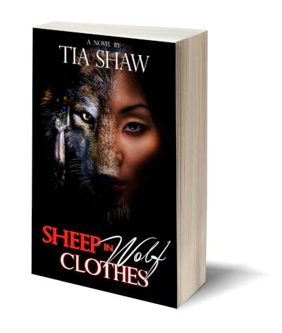 Sheep in Wolf Clothes - book author Tia
