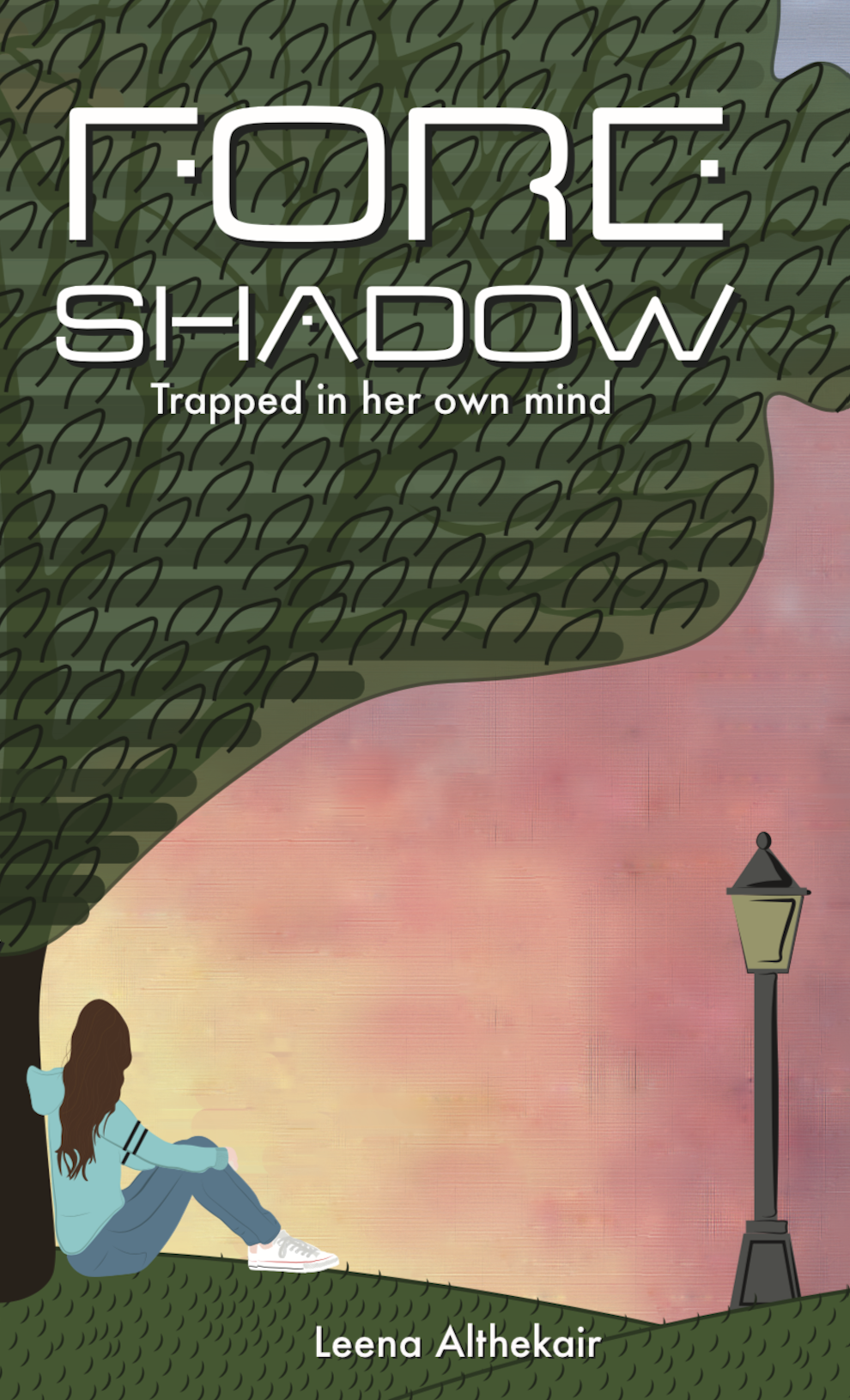 Foreshadow: Trapped in Her Own Mind - book author Leena