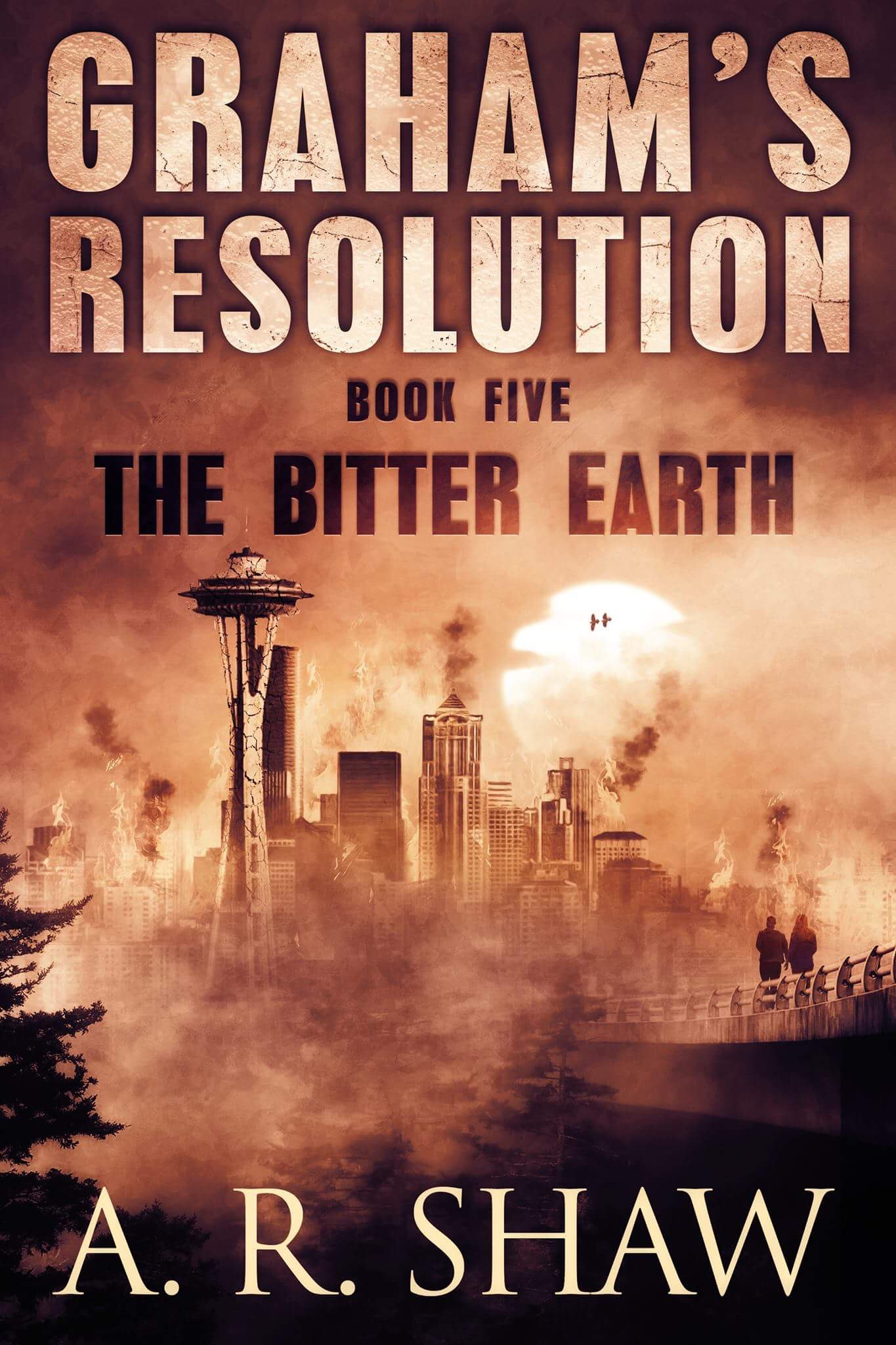 The Bitter Earth / Graham's Resolution, Book 5