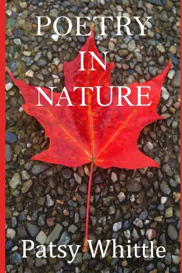 Poetry in Nature - book author Patsy